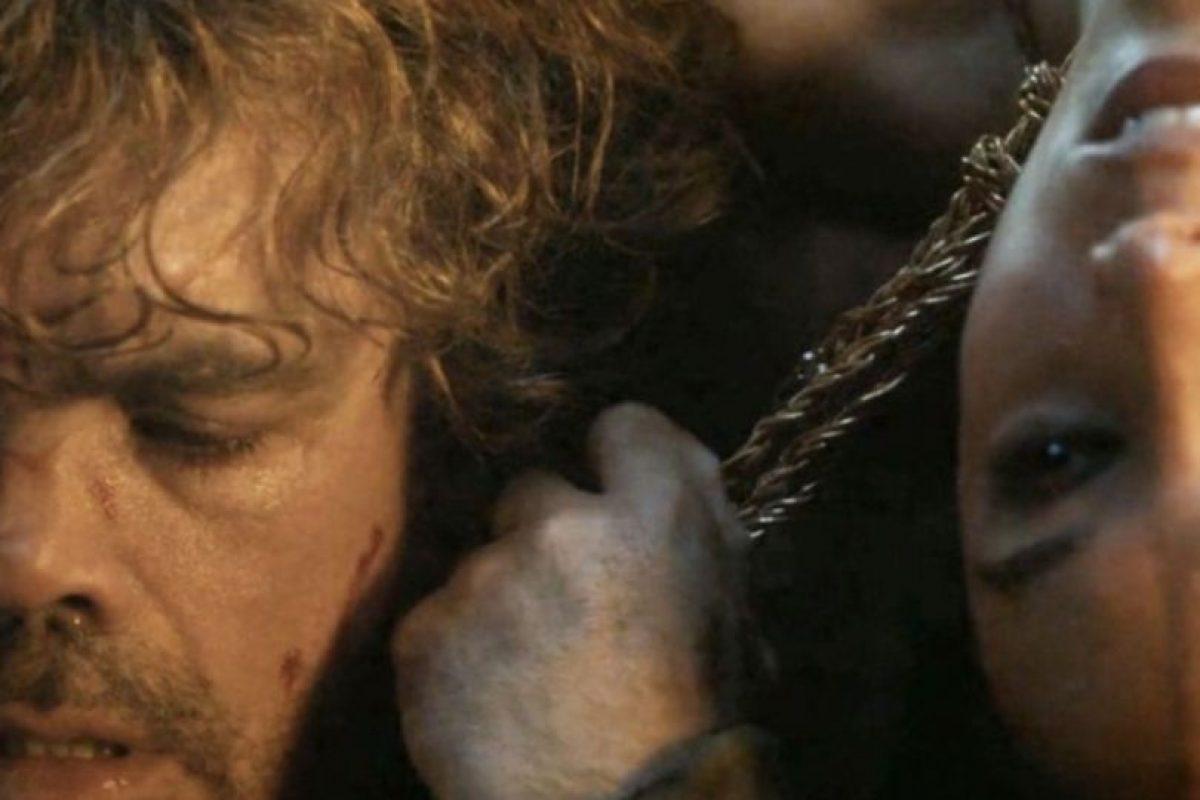 Si respira agitadamente, la sensación de ahogamiento será mucho peor. Foto:vía HBO. Imagen Por: