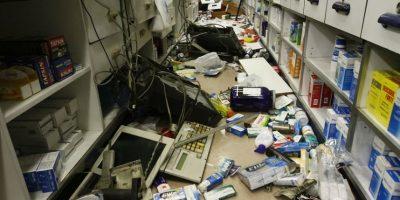 Lo Barnechea: delincuentes roban $12 millones desde farmacia