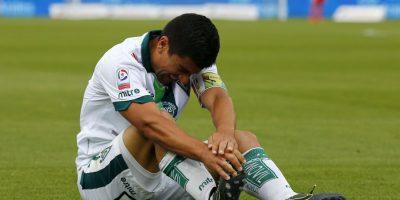 Parece una maldición: David Pizarro estará un mes fuera por un desgarro