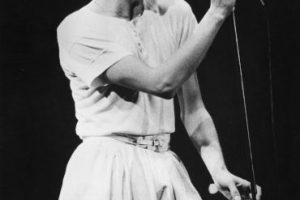"""4. La canción """"Fame"""" fue una pieza clave en la película """"Pretty Woman"""" en el año de 1975 Foto:Getty Images. Imagen Por:"""