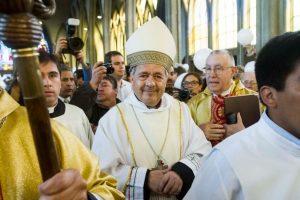 Obispo de Osorno, Juan Barros Foto:Agencia Uno. Imagen Por: