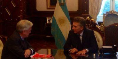 Piñera: Macri