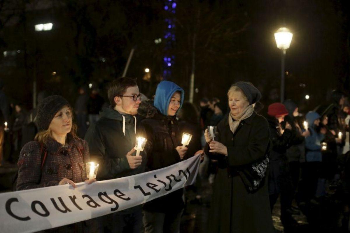 Las denuncias también se realizaron en otras ciudades alemanas. Foto:AP. Imagen Por: