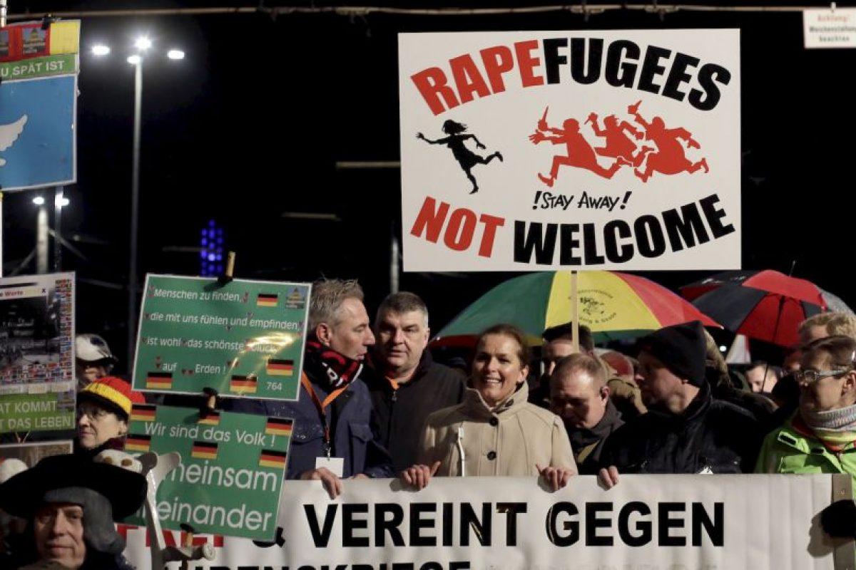 Los ataques violentos en Alemania se reportaron hace casi dos semanas Foto:AP. Imagen Por: