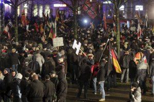 La mayoria se reporto en la ciudad de Colonia. Foto:AP. Imagen Por: