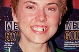 """Melanie C, de las """"Spice Girls"""", cuando comenzaban. Foto:vía Getty Images. Imagen Por:"""