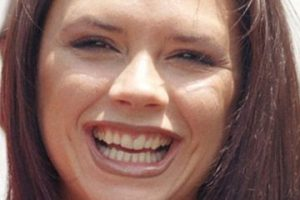 Victoria Beckham tenía la típica dentadura inglesa. Foto:vía Getty Images. Imagen Por: