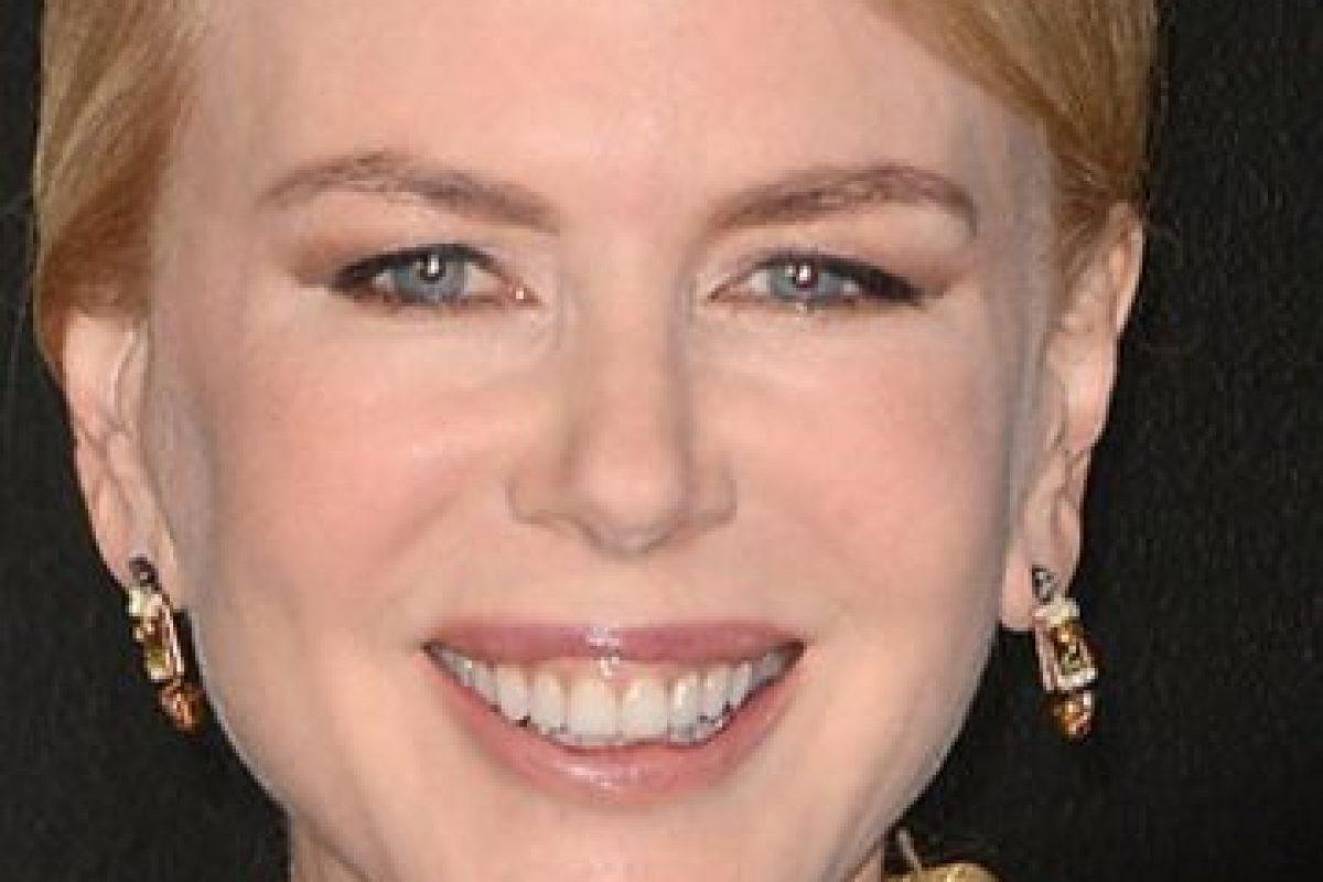 Ahora con bótox y pelo muy bien aplanado. Foto:vía Getty Images. Imagen Por: