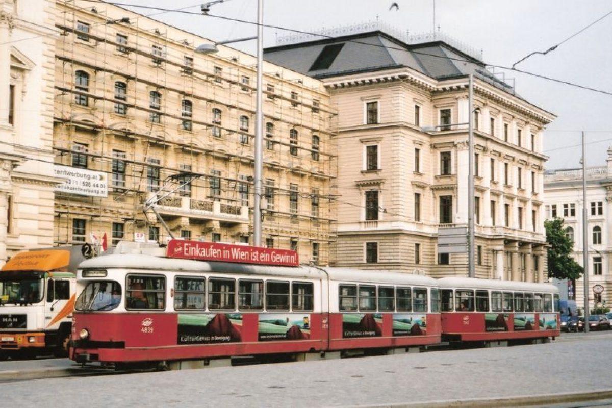 Ringstrasse. Es la avenida más importante de la ciudad. Foto:Vía Flickr. Imagen Por: