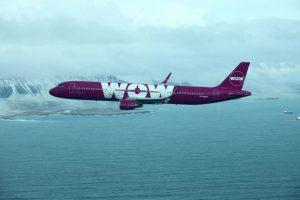 Wow Air ofrecerá vuelos trasatlánticos por 199 dólares. Foto:vía facebook.com/wowiceland. Imagen Por: