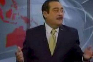 Periodista mexicano insulta y se refiere despectivamente a sus colegas de otra televisora sin saber que estaba al aire. Los memes no faltaron. Foto:Vía Youtube.com. Imagen Por:
