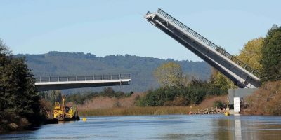 Puente Cau Cau: ahora sumarios ordenados por Contraloría presentan retrasos