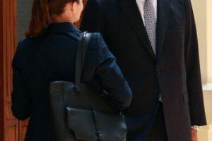 Carlos Cortés, abogado defensor de Jaime Orpis Foto:Agencia Uno. Imagen Por: