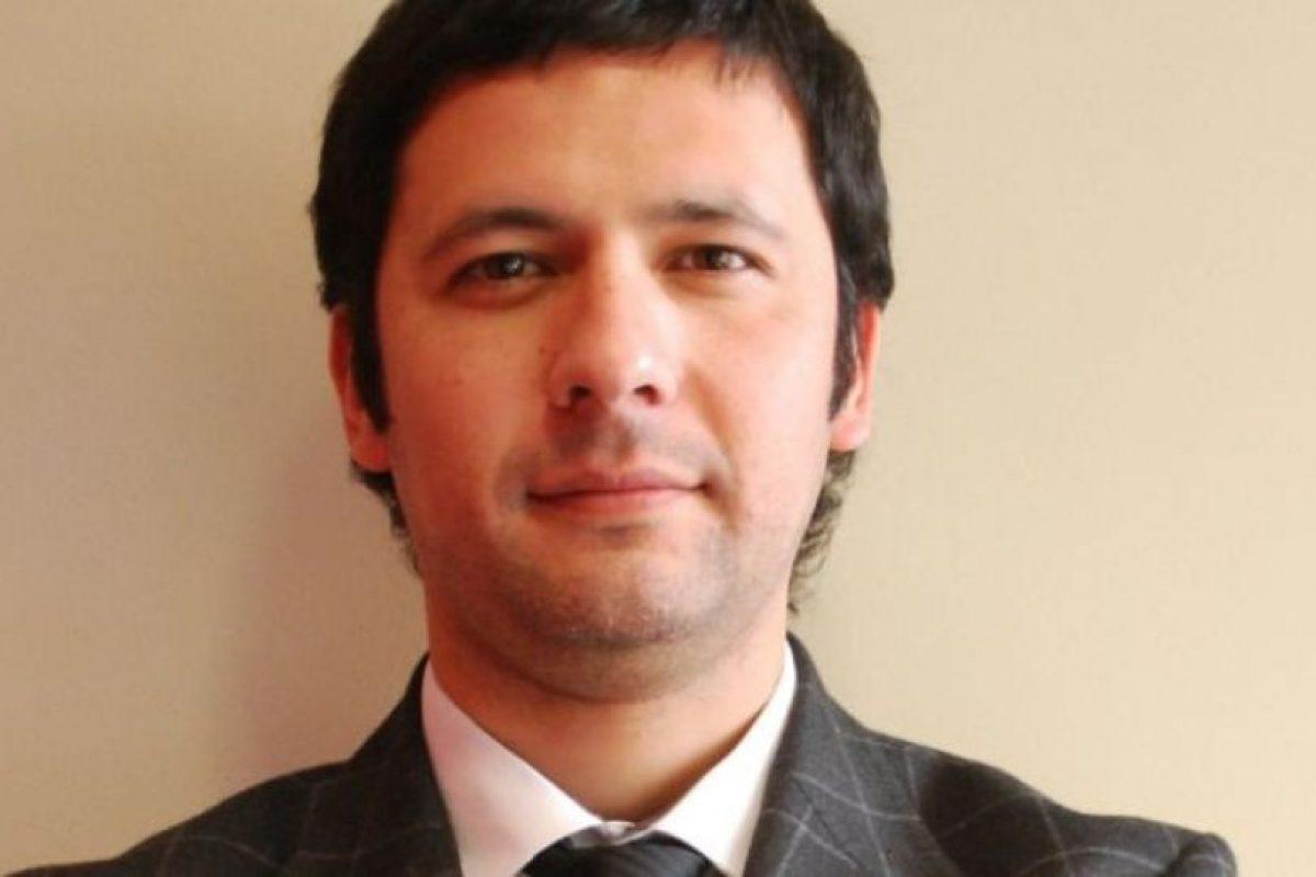 José Ignacio Núñez Leiva, abogado constitucionalista Foto:Gentileza. Imagen Por: