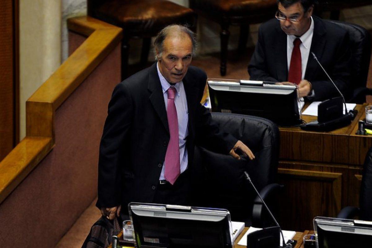 Jaime Orpis, senador investigado por el caso Corpesca Foto:Agencia Uno. Imagen Por: