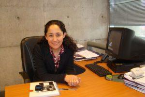 Ximena Chong, fiscal del caso Corpesca Foto:Reproducción. Imagen Por: