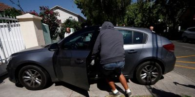 """Providencia: víctima de """"portonazo"""" quedó con lesiones tras oponer resistencia"""