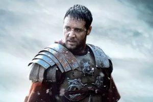 """""""Gladiator"""" es una película épica del género péplum estrenada en el año 2000. Ganó cinco Óscar en la 73º edición de la Academia estadounidense entre los que se destaca el de mejor película y mejor actor. Foto:Scott Free Productions. Imagen Por:"""