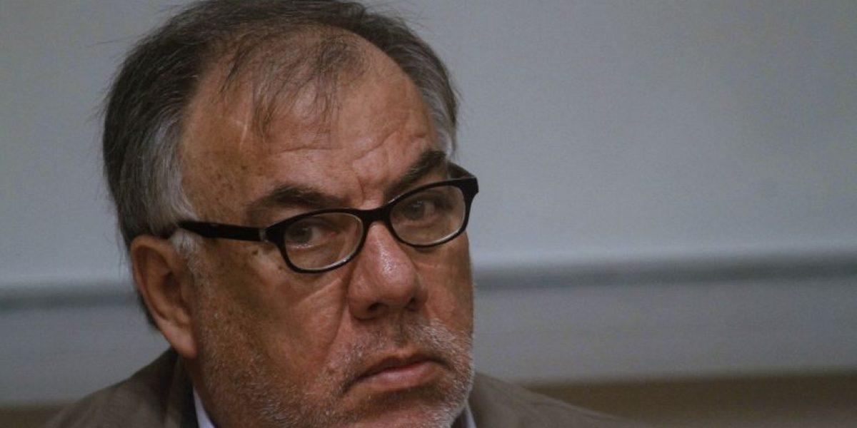 Andrade y desafuero del senador Orpis: