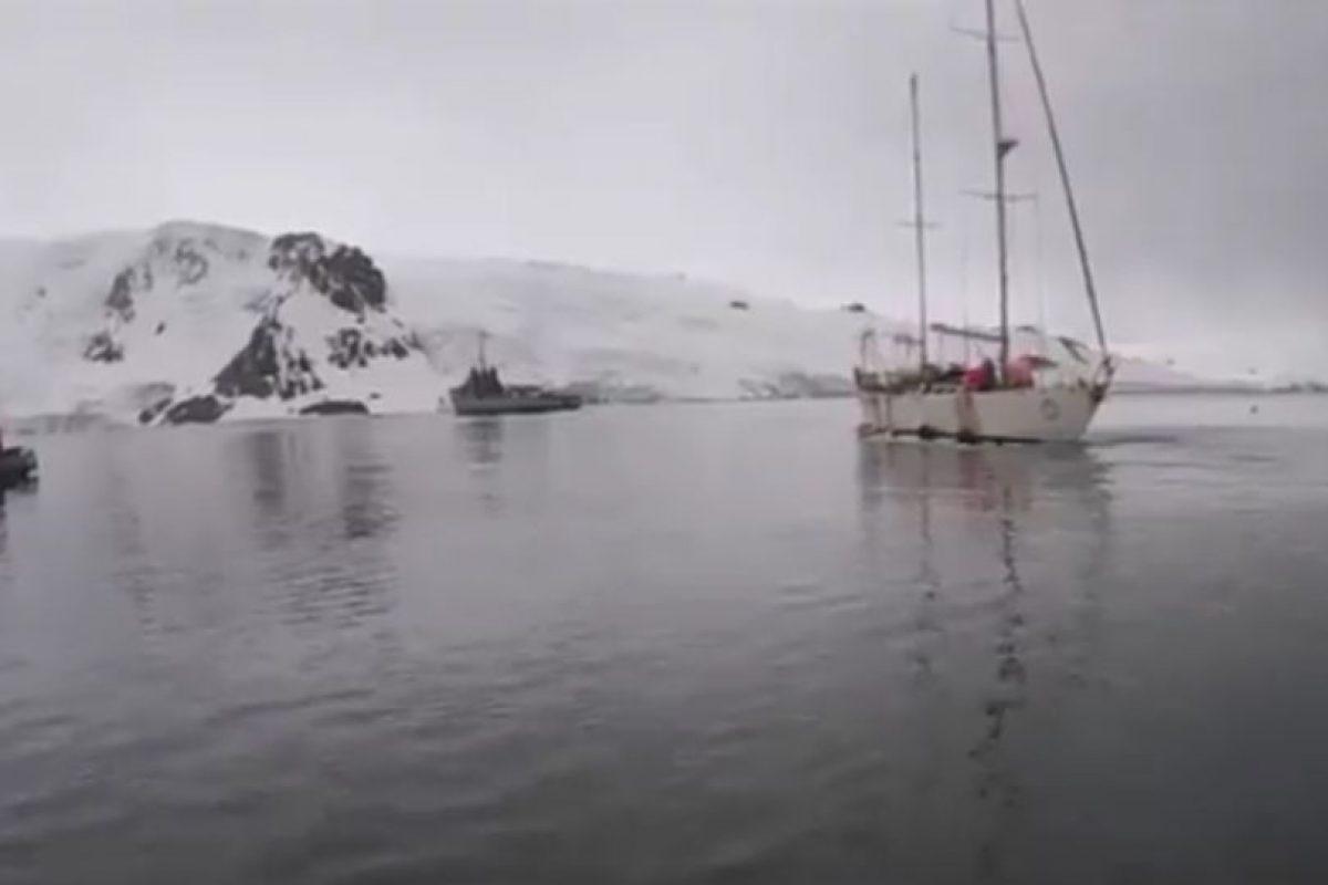 Foto:Reproducción / Armada de Chile. Imagen Por: