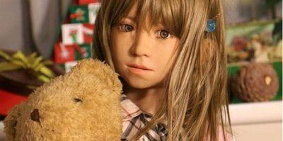 ¡Atroz! Empresa fabrica muñecas sexuales de niñas para pedófilos