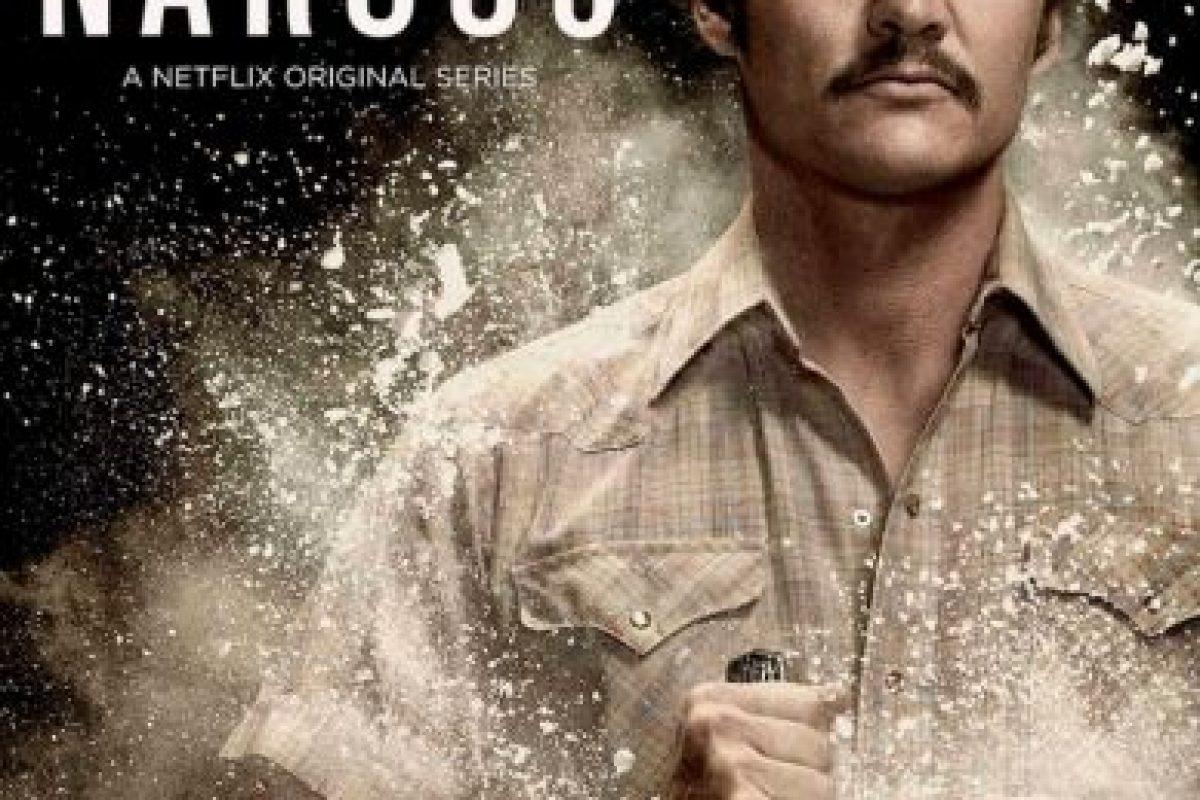 """El chileno """"Cucaracha"""" lleva el producto de su laboratorio al colombiano Pablo Escobar. El agente de la DEA Steve Murphy se une a la guerra contra la droga en Colombia. Foto:vía Netflix. Imagen Por:"""