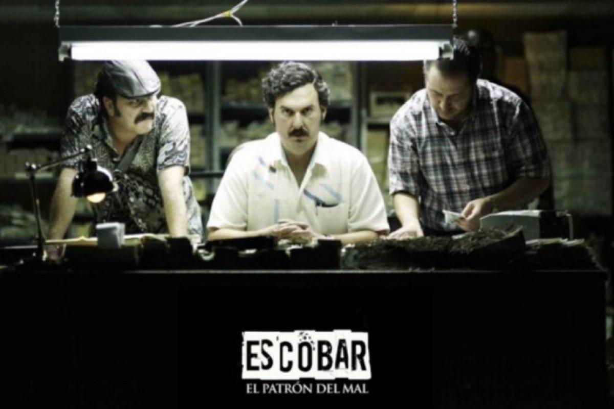 """5) """"Pablo Escobar, el patrón del mal"""". Foto:vía Netflix. Imagen Por:"""