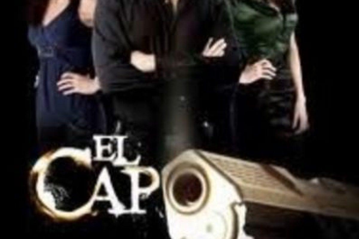 """3) """"El capo"""" – Dos temporadas. Foto:vía Netflix. Imagen Por:"""