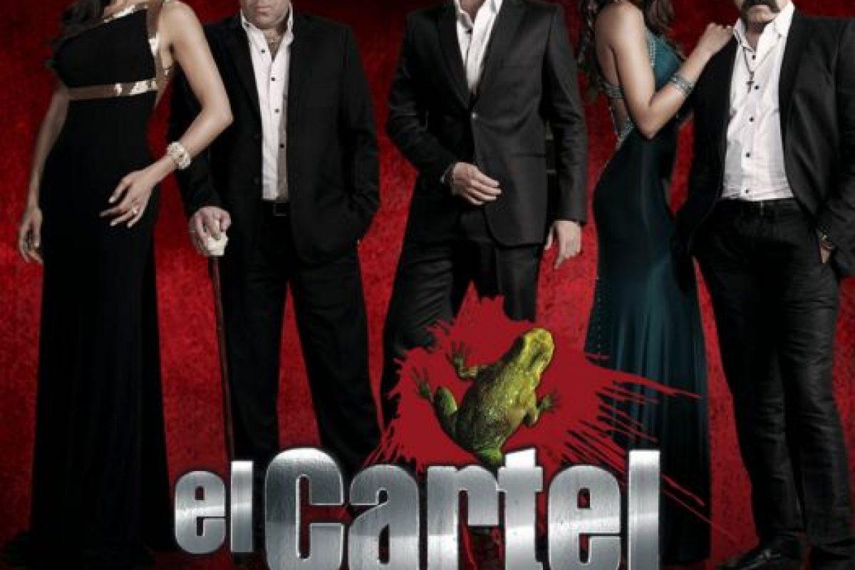 En esta serie basada en la novela de Andrés López López, un hombre toma la fatídica decisión de involucrarse con un cartel colombiano de las drogas. Foto:vía Netflix. Imagen Por: