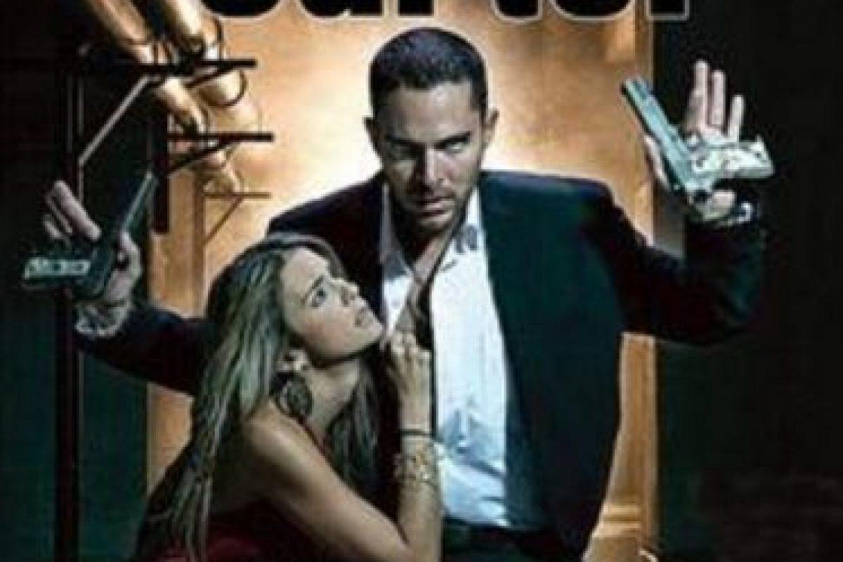 """8) """"El cartel"""" – Dos temporadas. Foto:vía Netflix. Imagen Por:"""