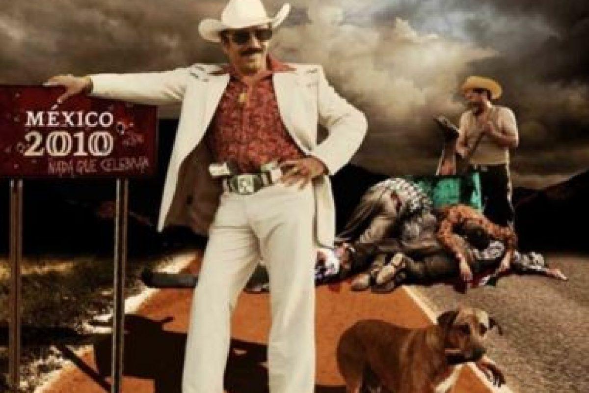 """4) """"El infierno"""". Foto:vía Netflix. Imagen Por:"""