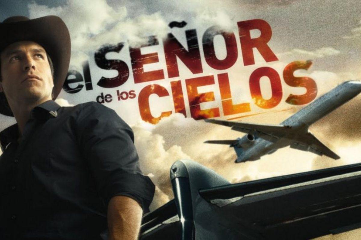 """6) """"El Señor de los Cielos"""" – Tres temporadas. Foto:vía Netflix. Imagen Por:"""