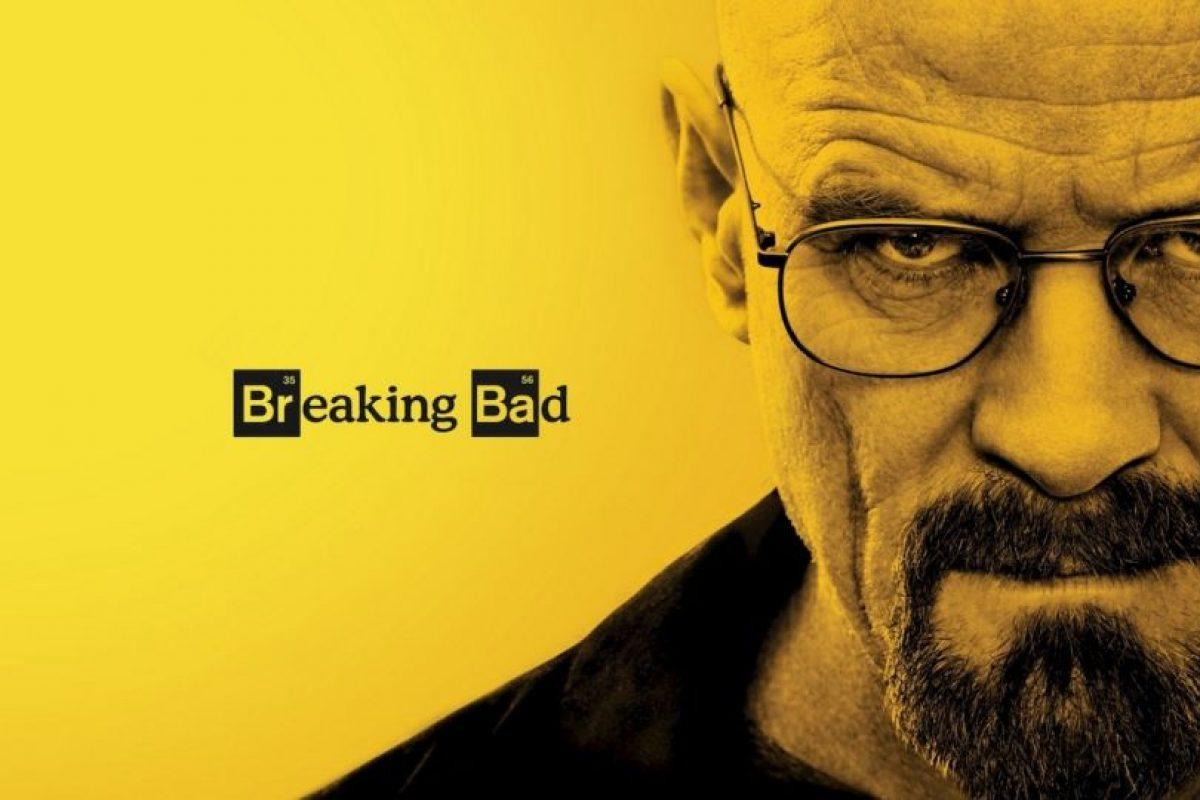 """10) """"Breaking Bad"""" – Cinco temporadas. Foto:vía Netflix. Imagen Por:"""
