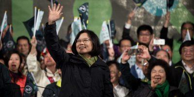 Históricas elecciones: Taiwán elige a su primera presidenta