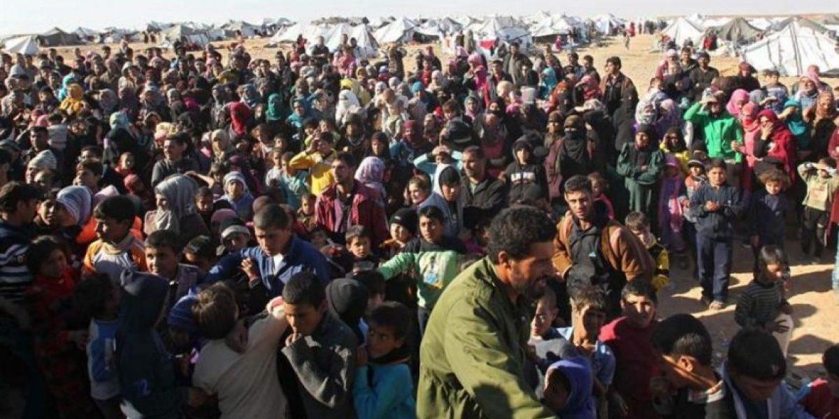 Al menos 16 muertos y 30 heridos por bombardeos en bastión del EI en Siria