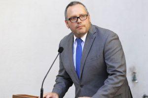 Sebastián Dávalos, esposo de Compagnon. Foto:Archivo Agencia Uno. Imagen Por: