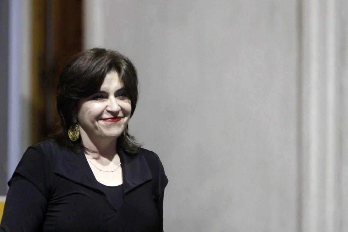 Ana Lya Uriarte. Foto:Archivo Agencia Uno. Imagen Por:
