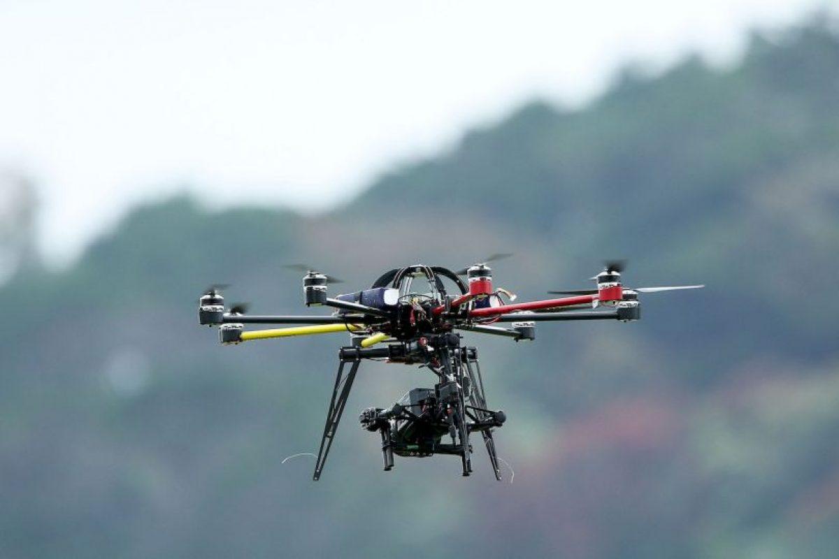 Entre las nuevas medidas de transporte se han incluido los drones Foto:Getty Images. Imagen Por: