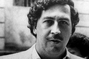 """En 2012 fundó """"Escobar Henao"""", la marca con la que fabrica camisetas estampadas con motivos de su padre. Foto:Facebook. Imagen Por:"""