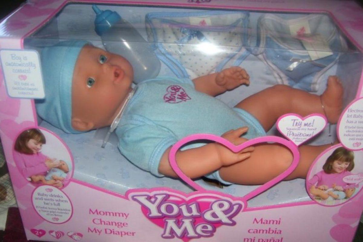 """El miembro del muñeco causó que padres de familia llegaron a considerarlo """"inadecuado"""". Algunos consideraban el juguete demasiado """"correcto"""" para los menores de corta edad. Foto:Vía thegirlsroom.com. Imagen Por:"""