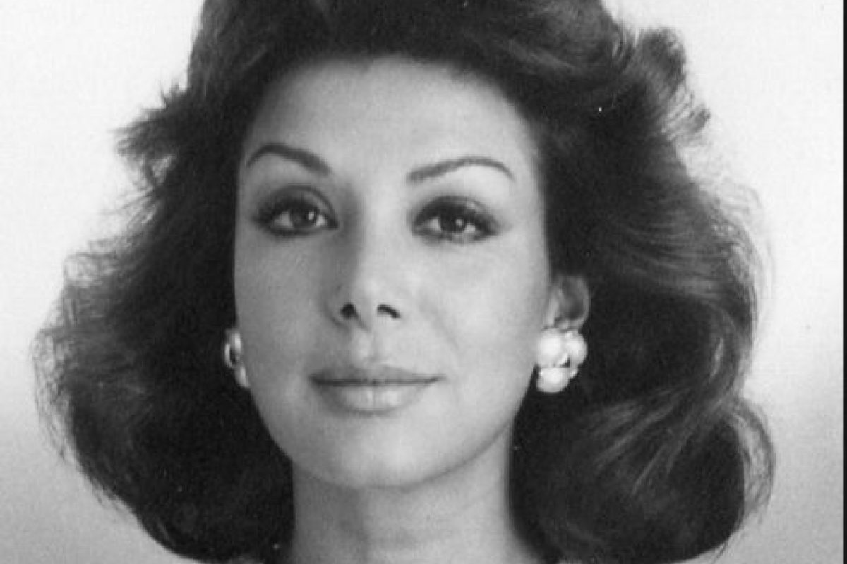 Virginia Vallejo, periodista colombiana que tuvo un romance con Pablo Escobar. Foto:Wikipedia.org. Imagen Por: