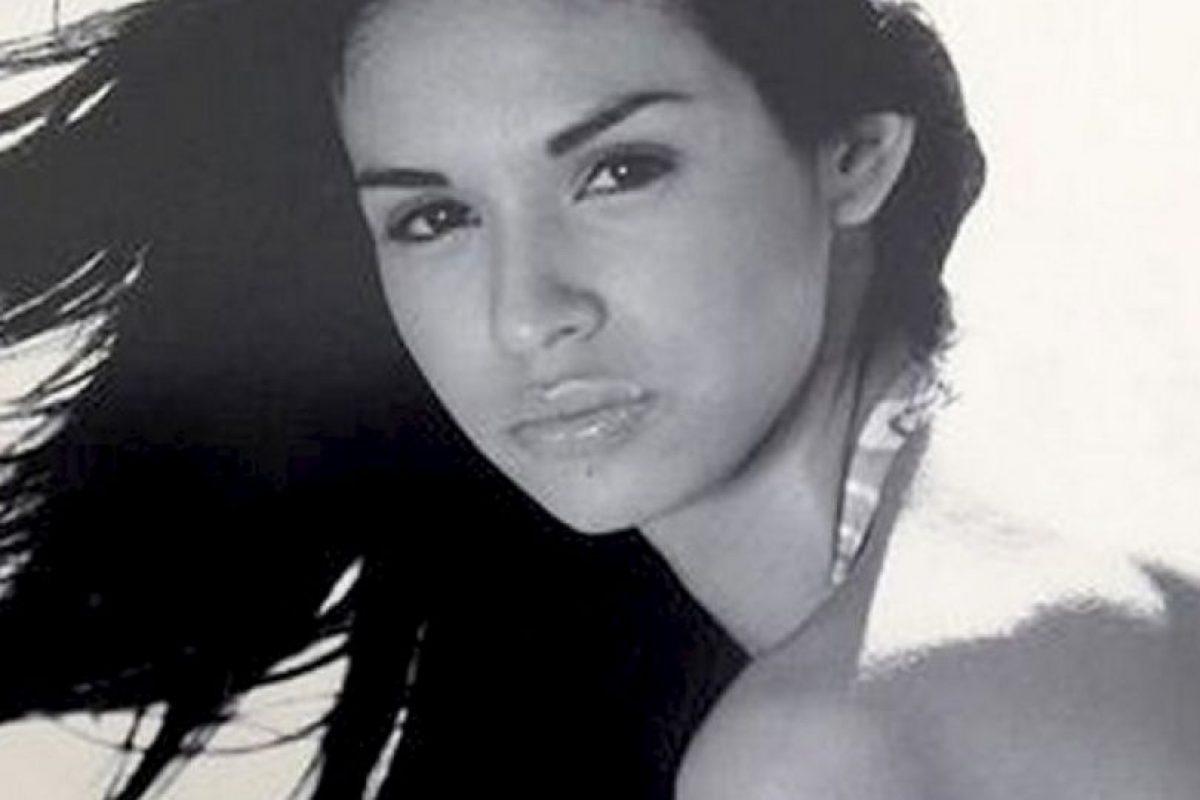 La joven mexicana obtuvo el título Miss Sinaloa 2008. Foto: twitter.com/huizarlaura. Imagen Por: