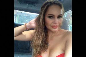 """Fue novia del traficante Wilbert Varela, alias """"El Jabón"""". Asesinada en 2011. Foto:Vía facebook.com/yovanna.guzman. Imagen Por:"""