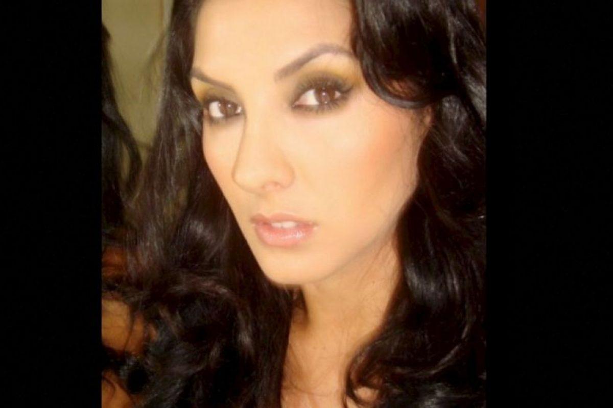La exreina de belleza de Colombia. Fue asesinada en 2011. Foto:Facebook.com/liliana-lozano/. Imagen Por: