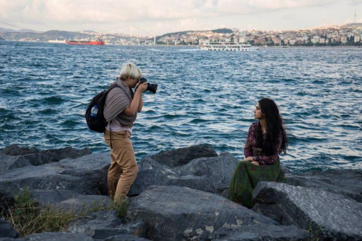 Mihaela en acción Foto:The Atlas of Beauty / Mihaela Noroc. Imagen Por: