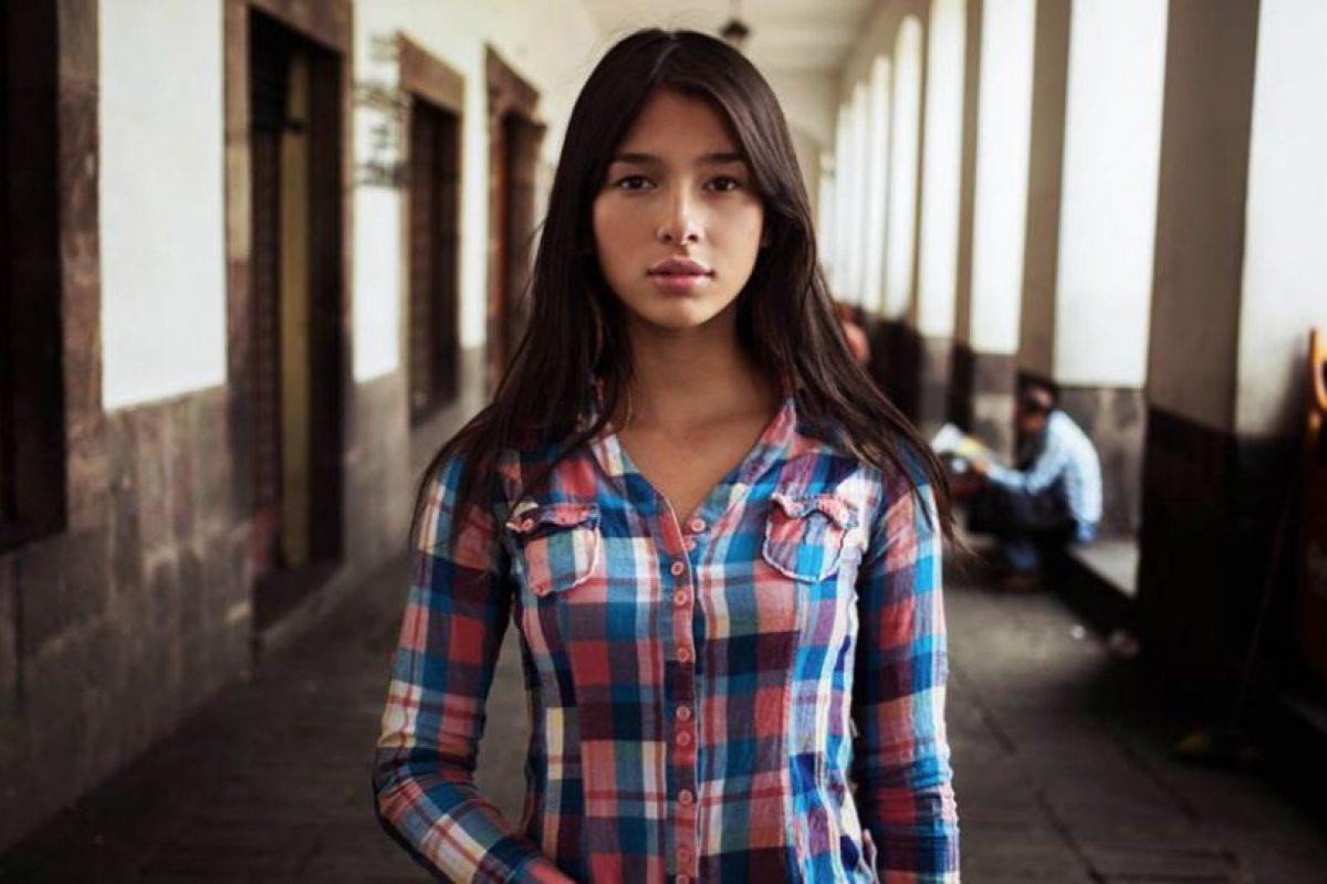 Colombiana viviendo en Ecuador Foto:The Atlas of Beauty / Mihaela Noroc. Imagen Por: