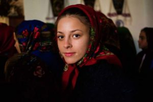 Mujer en Maramures, Rumania Foto:The Atlas of Beauty / Mihaela Noroc. Imagen Por: