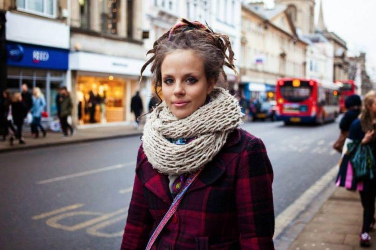 Mujer en Londres, Inglaterra Foto:The Atlas of Beauty / Mihaela Noroc. Imagen Por: