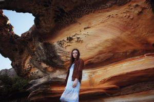 Claudia. Sidney, Australia Foto:The Atlas of Beauty / Mihaela Noroc. Imagen Por: