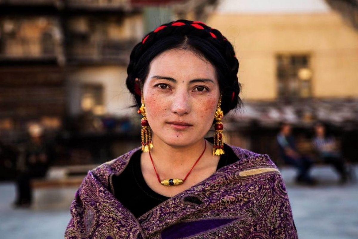 Mujer en Province, China Foto:The Atlas of Beauty / Mihaela Noroc. Imagen Por: